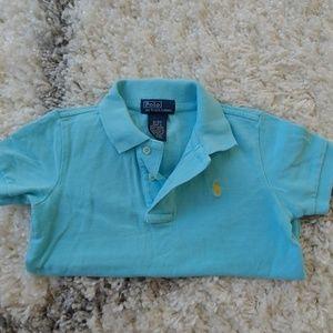 Toddler polo shirt